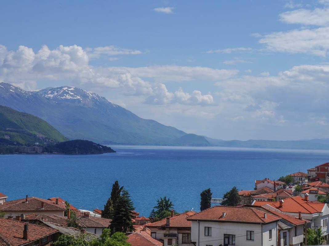 Jezioro Ochrydzkie, Macedonia