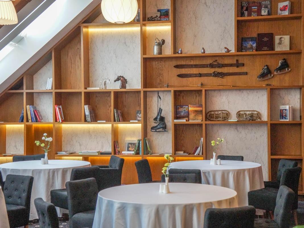 Hotel Arłamów. Restauracja Turnica