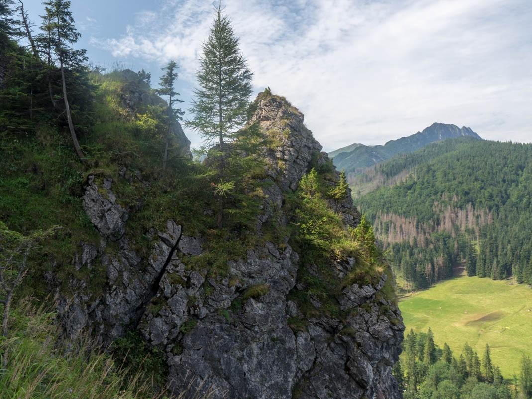 Nosal, czyli od czego zacząć rodzinną przygodę z Tatrami