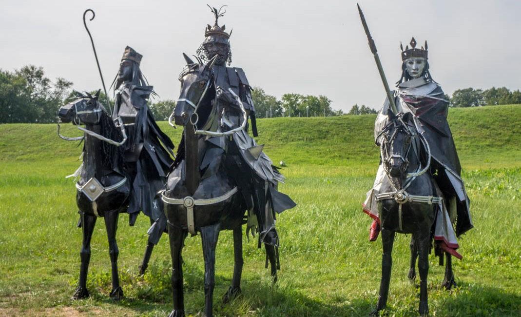 Grody Piastowskie. Historie mniej i bardziej znane