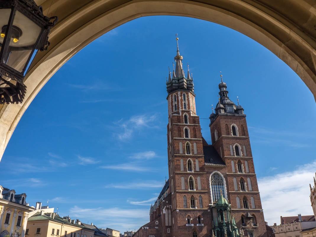 Co robić w Krakowie? Bazylika Mariacka