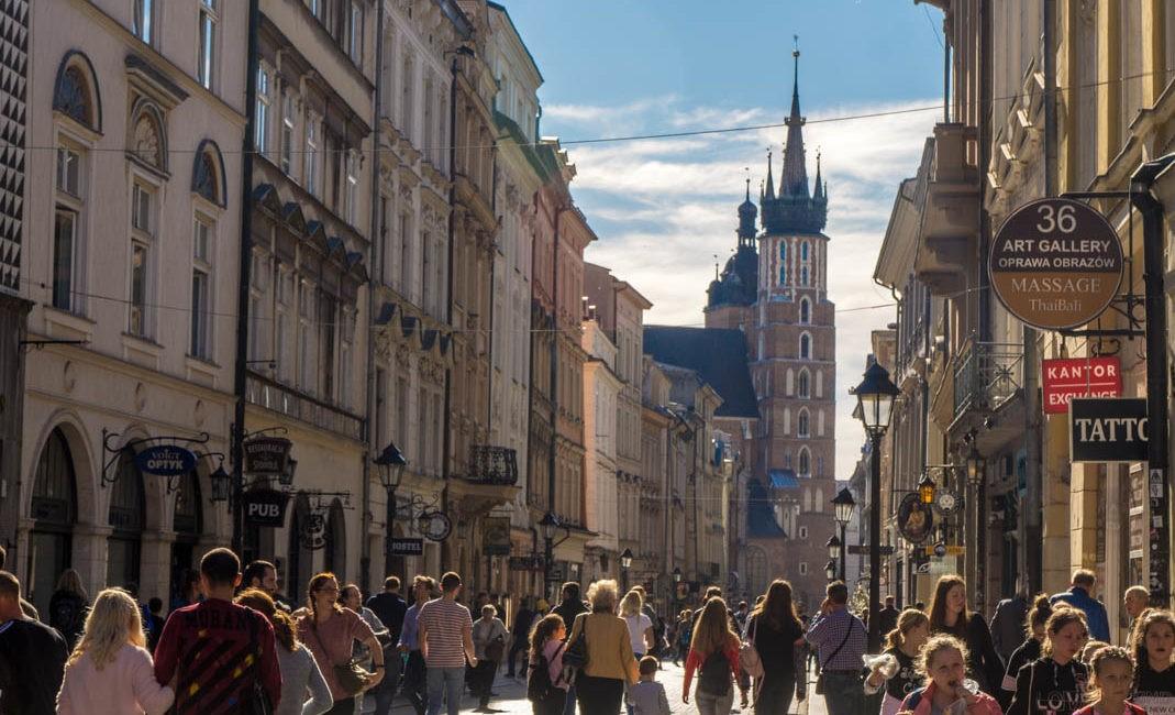 Weekend z dziećmi w Krakowie: spacer z Rynku na Wawel