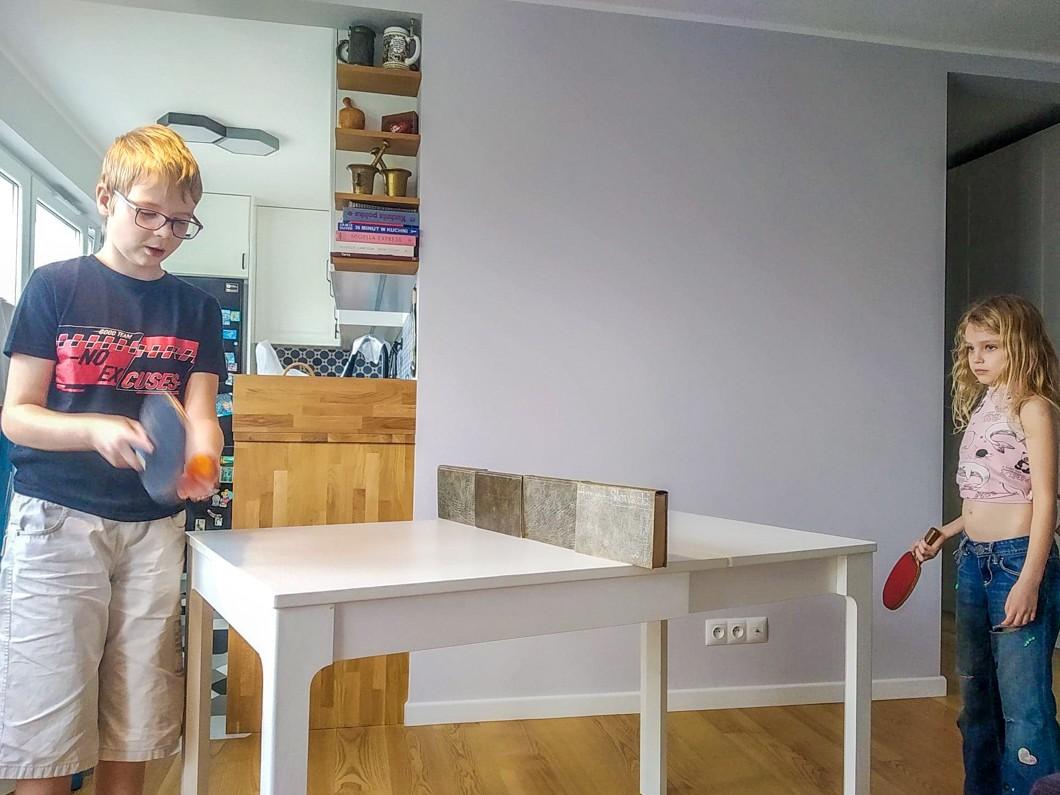 W co bawić się z dziećmi w mieszkaniu