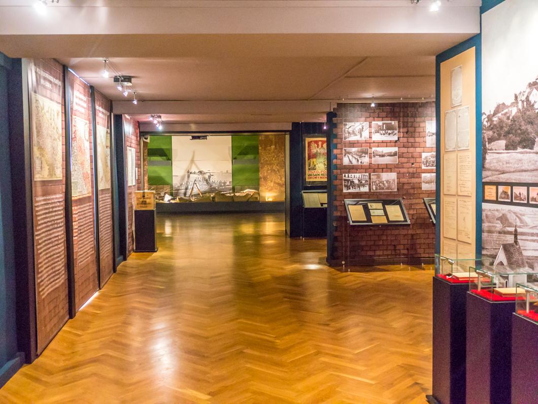 Muzeum Czynu Powstańczego, Góra Świętej Anny