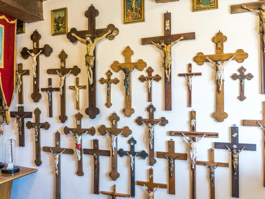 Mniej znane atrakcje Opolszczyzny: Muzeum Krzyża Świętego, Góra Św. Anny