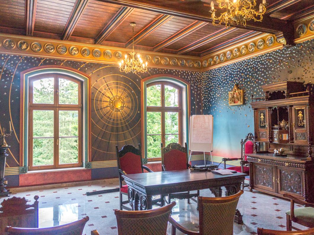 Atrakcje Opolszczyzny: Pałac Większyce