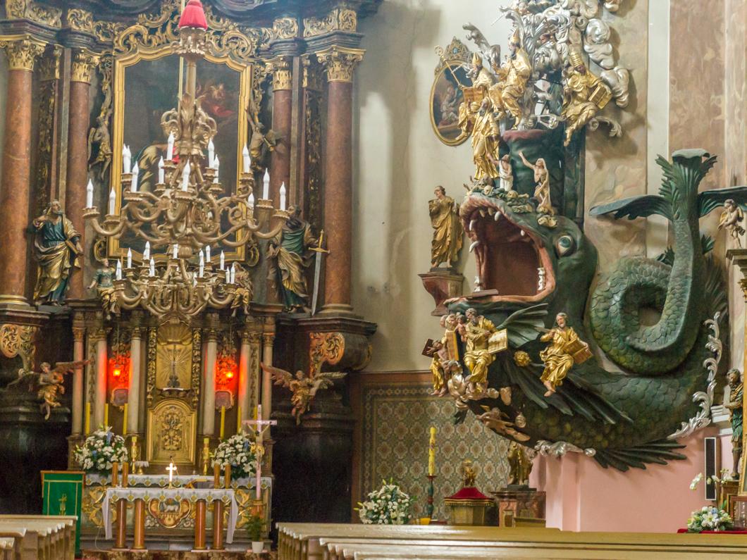 Kościół św. Piotra i Pawła, Duszniki-Zdrój