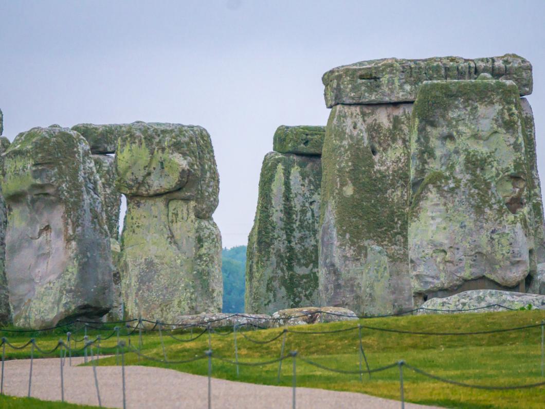 Stonehenge za darmo