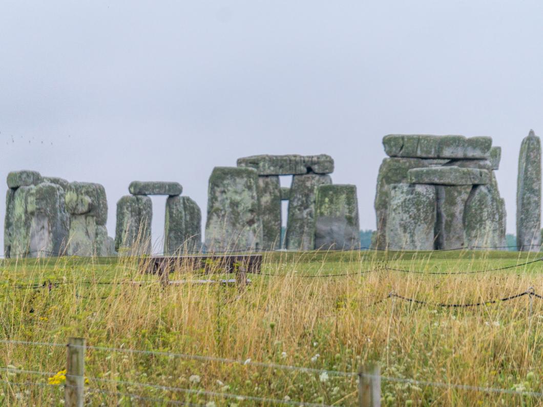 Jak zwiedzić Stonehenge za darmo